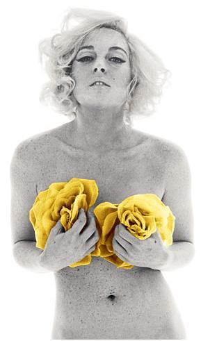 Marilyn olmayı seviyor! - 3