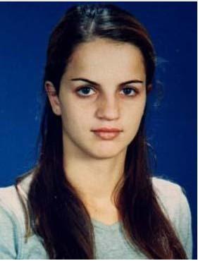 Tuğçe Kazaz'ın genç kız hali