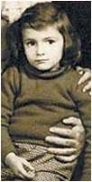 Ajda Pekkan'ın küçüklük hali