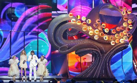 Eurovision'da kıyafetler de yarışıyor - 34