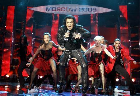 Eurovision'da kıyafetler de yarışıyor - 35
