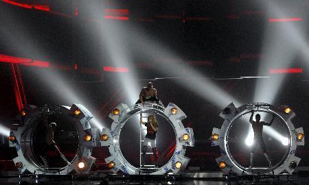 Eurovision'da kıyafetler de yarışıyor - 38
