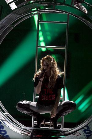 Eurovision'da kıyafetler de yarışıyor - 40