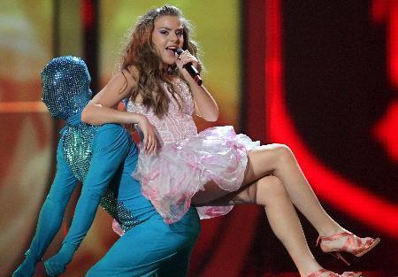 Eurovision'da kıyafetler de yarışıyor - 1