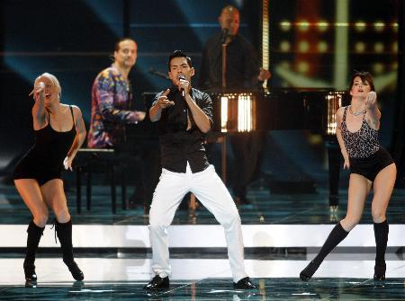 Eurovision'da kıyafetler de yarışıyor - 5