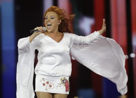 Eurovision'da kıyafetler de yarışıyor - 6