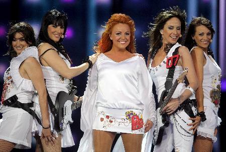 Eurovision'da kıyafetler de yarışıyor - 8