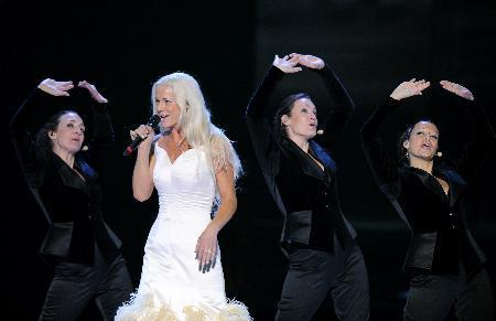 Eurovision'da kıyafetler de yarışıyor - 10