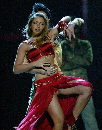 Eurovision'da kıyafetler de yarışıyor - 19