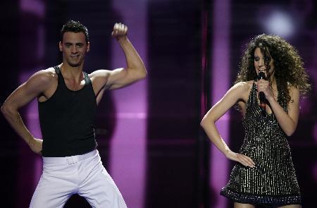 Eurovision'da kıyafetler de yarışıyor - 23