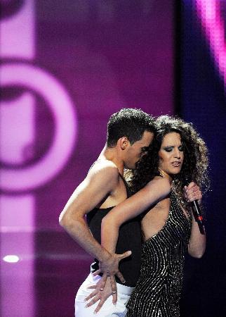 Eurovision'da kıyafetler de yarışıyor - 27
