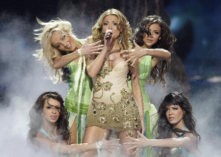 Eurovision'da kıyafetler de yarışıyor - 28