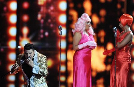 Eurovision'da kıyafetler de yarışıyor - 31