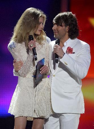 Eurovision'da kıyafetler de yarışıyor - 33