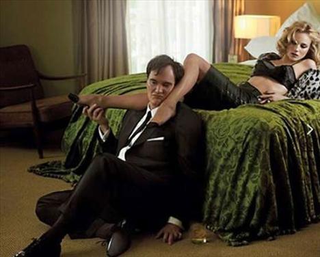 Quentin Tarantino'dan fetiş pozlar - 12