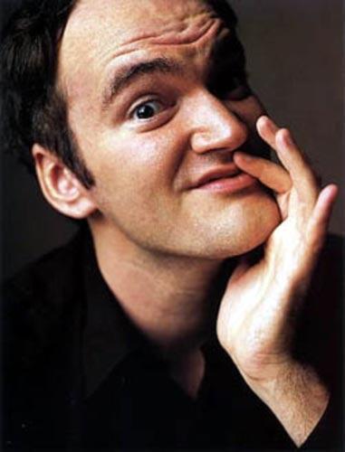 Quentin Tarantino'dan fetiş pozlar - 18