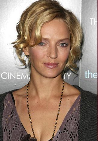 Uma Thurman Gary Oldman ve Ethan Hawke ile evlenip boşandı. Bir kaç gün önce Arpad Busson ile nişanlandı.
