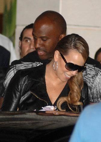 Mariah Carey Antalya'da - 2