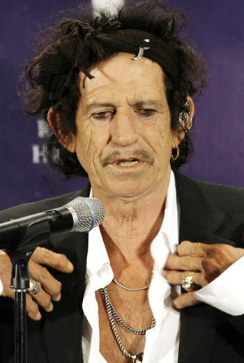 4-Jagger garip işlerde çalışan tek Rolling Stones üyesi değildi. Keith Richards da bir tenis klübünde top toplayıcı olarak çalışmıştı.