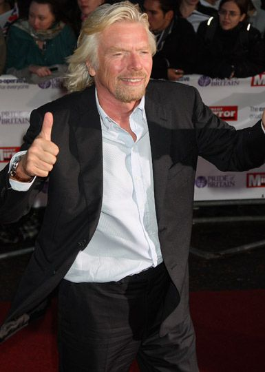 Richard Branson: Ünlü oyuncu ilk birlikteliğini 17 yaşında yaşadığını açıkladı.