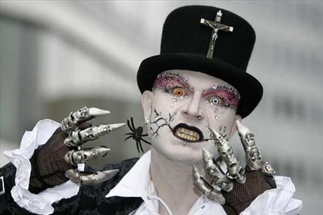 Gerçek gotik modası - 19