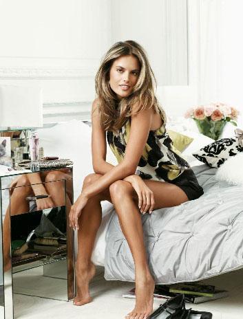 Alessandra Ambrosio  6 milyon dolar