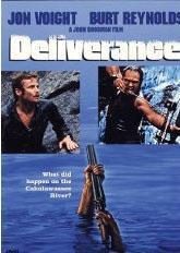 """Deliverance / Kurtuluş  Burt Reynolds: """"İlk kez kameramanların başlarını çevirdiklerini ve başka tarafa baktıklarını gördüm."""""""