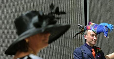 Siz hiç böyle bir şapka gördünüz mü? - 5