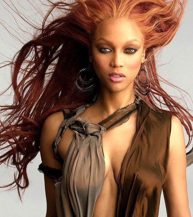 Tyra Banks - 4