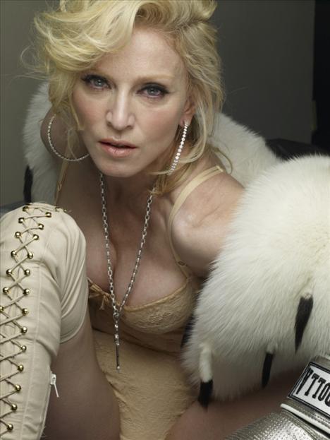 Photoshop'suz Madonna - 5