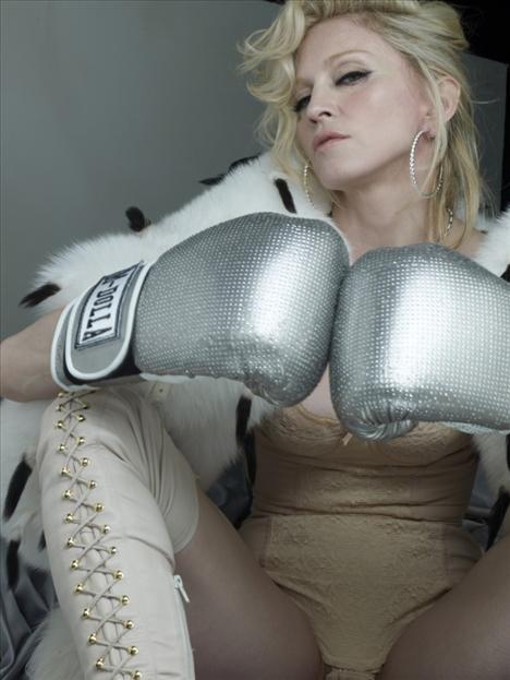Photoshop'suz Madonna - 8