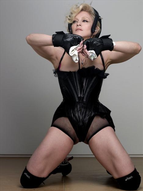 Photoshop'suz Madonna - 27