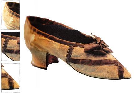Geçmişten günümüze ayakkabılar - 11
