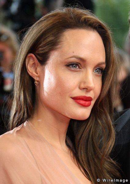Jolie-Beckham Armani için poz verecek - 7