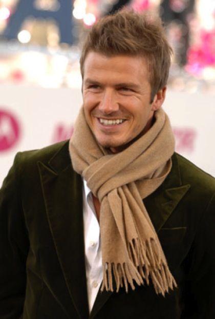 Jolie-Beckham Armani için poz verecek - 18
