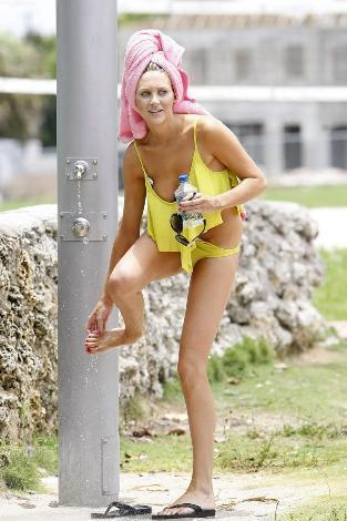 Stephanie Pratt'ten yılın bikinisi - 16