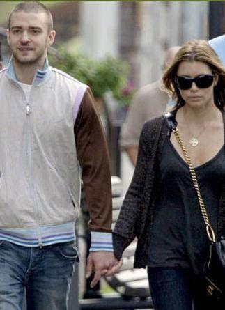 Ama o ilişki de uzun sürmedi. Timberlake, şu sıralar sinemanın güzel yıldızı Jessia Biel ile birlikte.