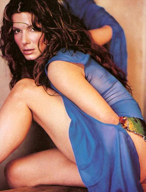 Sandra Bullock - 66