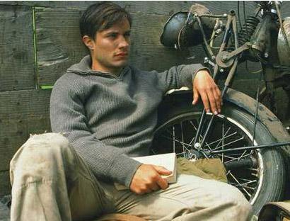 Bernal, Motosiklet Günlükleri'nde.