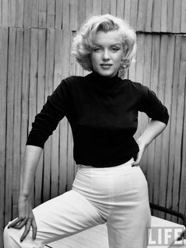 Marilyn Monroe'nun görülmemiş fotoğrafları - 7