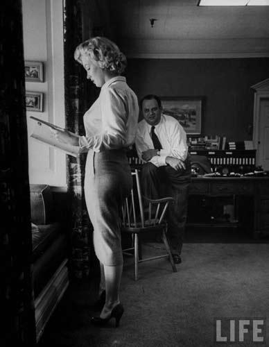 Marilyn Monroe'nun görülmemiş fotoğrafları - 8
