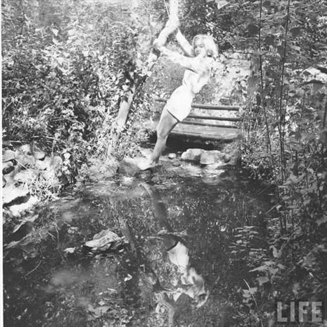 Marilyn Monroe'nun görülmemiş fotoğrafları - 15
