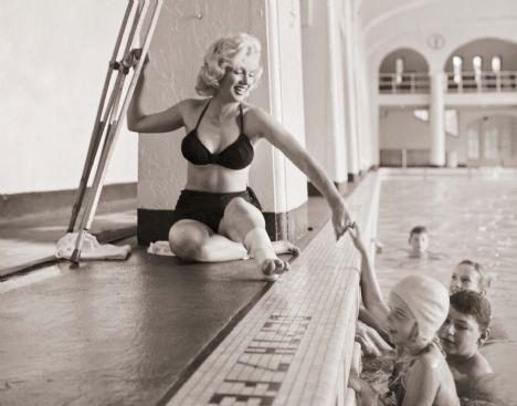 Marilyn Monroe'nun görülmemiş fotoğrafları - 6