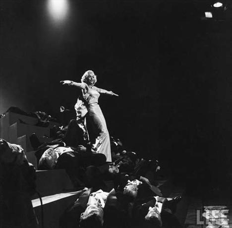 Marilyn Monroe'nun görülmemiş fotoğrafları - 20