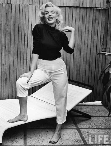Marilyn Monroe'nun görülmemiş fotoğrafları - 21
