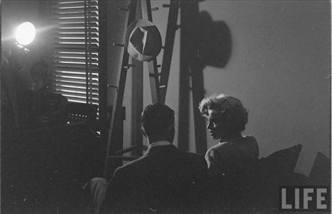 Marilyn Monroe'nun görülmemiş fotoğrafları - 28