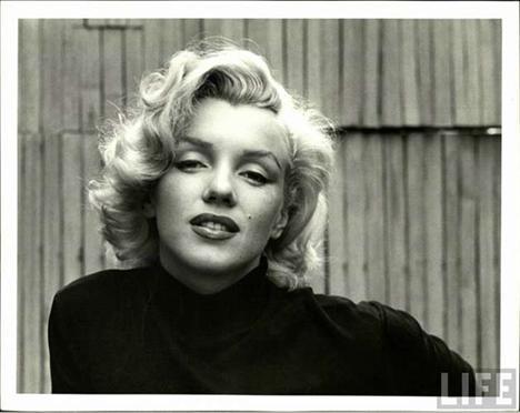 Marilyn Monroe'nun görülmemiş fotoğrafları - 30