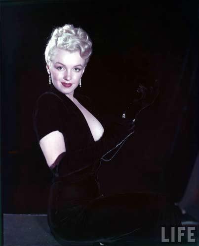 Marilyn Monroe'nun görülmemiş fotoğrafları - 35