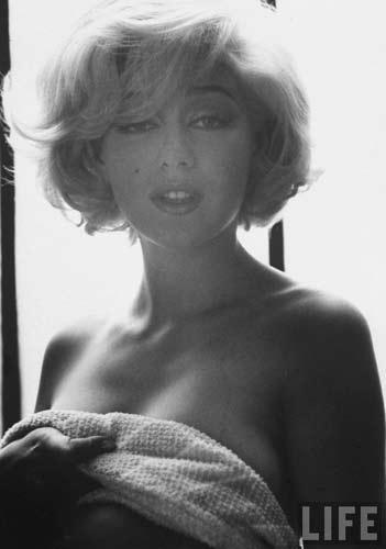 Marilyn Monroe'nun görülmemiş fotoğrafları - 42