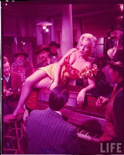 Marilyn Monroe'nun görülmemiş fotoğrafları - 45